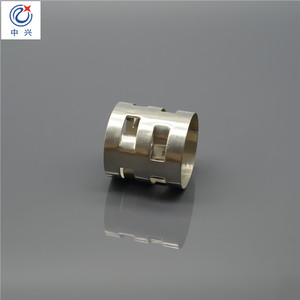 304 304L 316 316L stainless steel Metal Pall Ring for scrubber tower