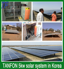 new design double protection hybrid solar inverter in Foshan TANFON hot saling