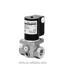 valves gas DN20 natural Gas solenoid valve with normally closed