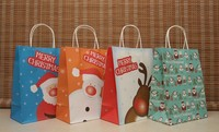 factory offer paper hand bag