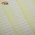 nylon cotton jacquard fabric knitted mesh fabric for wedding clothes