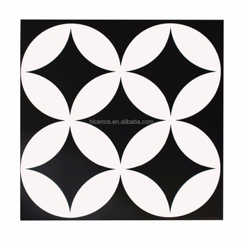 New PVC material Vinyl Flooring Sticker For Wall and Floor Decoration