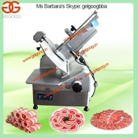 Electric Commercial Frozen Meat Slicer