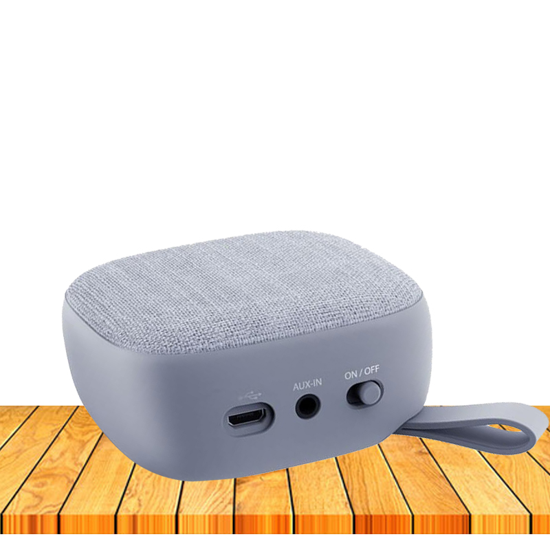 Wholesale wireless portable bluetooth speaker with microphone