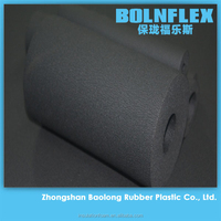 Heating And Cooling Rubber Foam Insulation Polyurethane Insulation For Steam Pipe