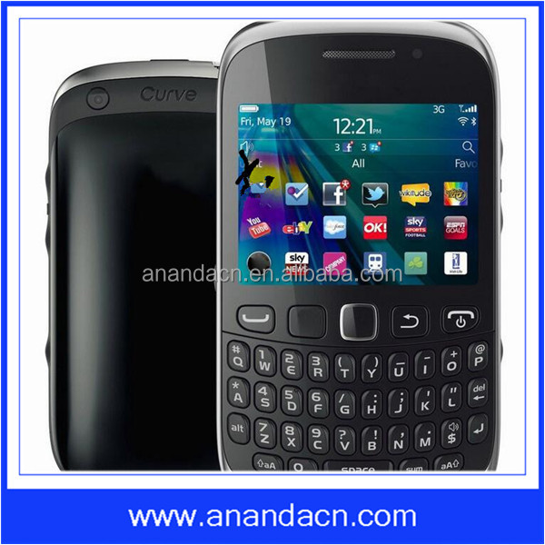 original brand 9320 3G qwerty keyboard mobile phone