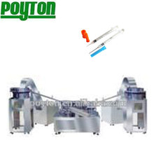 auto insulin syinge production line