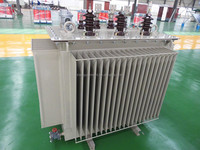 S11 High Quality Step Up Voltage Used Oil Immersed Electrical Distribution Transformer
