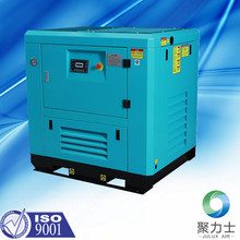 Diesel Electric Portable Screw Air Compressor