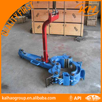 API 7K Type aax drill pipe manual tongs with factory price