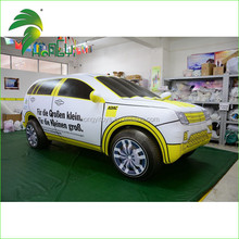 Custom Mini Inflatable Car Replica / Inflatable Helium Car Shape Balloons / Inflatable Car Model for Advertisement