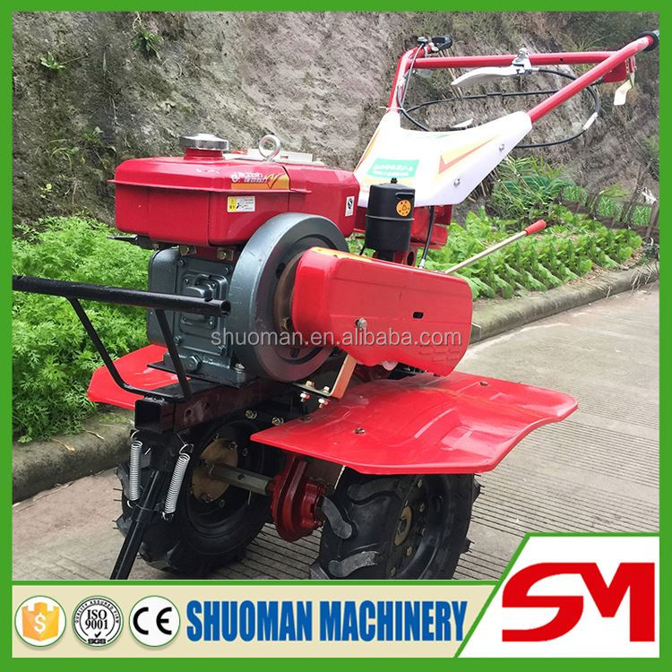 Best quality and high efficiency diesel engine power tillers