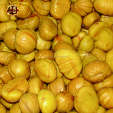 2017 New Bulk Organic IQF Peeled Roasted Chinese Chestnuts for Bottled Chestnut
