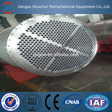 High efficient engine brazed plate heat exchanger for oil cooler