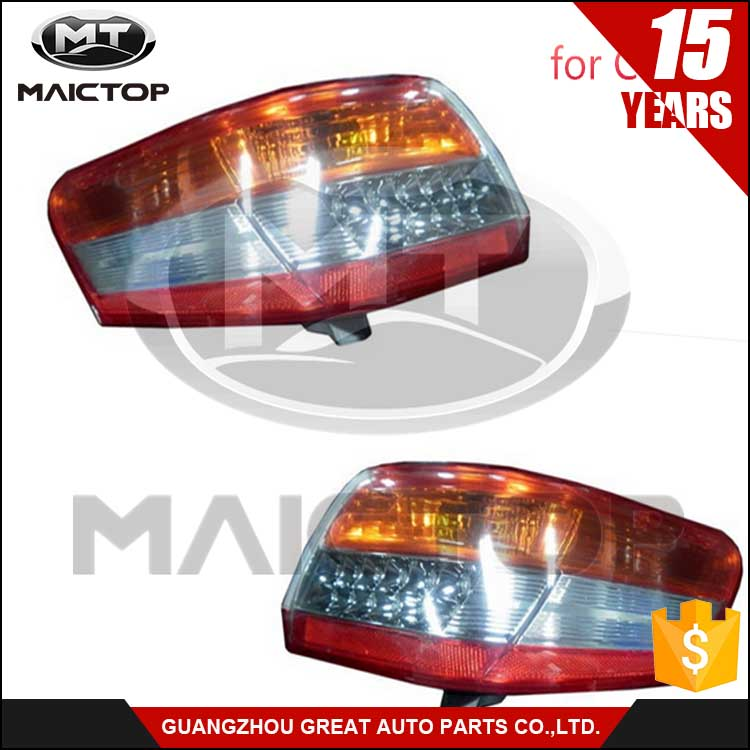 Hot sale Automobile car accessories rear lamp tail light for Camry 2010 2011