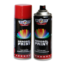Colorful Auto Body Refinish Aerosol Spray Paint