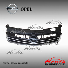 Opel ASTRA H Grill 2007-2009 Front Grille with chrome trim