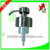 wholesale 43/410 stainless steel kithenaid soap dispenser foam pump