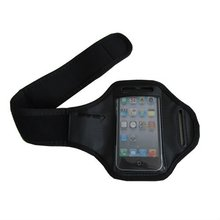 Fashion Neoprene Waterproof Cute Armband For Running Sports Case For Iphone5 With Earphone Hole