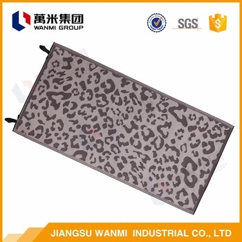 High quality blanket strong PP straw polypropylene flooring mat