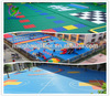 Environment children playground flooring,liquid kindergarten flooring