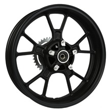 "17"" sport Alloy motorcycle wheel"