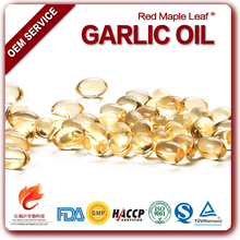 Foods that Reduce Cholesterol Garlic Seed Oil Soft Capsule
