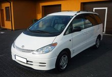 Toyota PREVIA and more BEST PRICES IN EUROPE