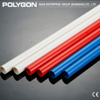 China Factory High Quality Plastic Polygon 30 Inch Diameter Pvc Pipe