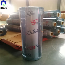 DOP PVC Soft Sheet Clear Flexible PVC Sheet For Table Cloth Or Curtain