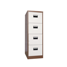Luoyang Lockable Storage 4 Drawer Vertical Steel Filing Cabinet Metal Cupboard,School Documents Furniture