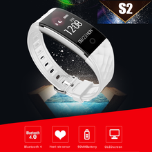 2017 export products S2 OLED fitness wearable on IOS and Android phone call music FM