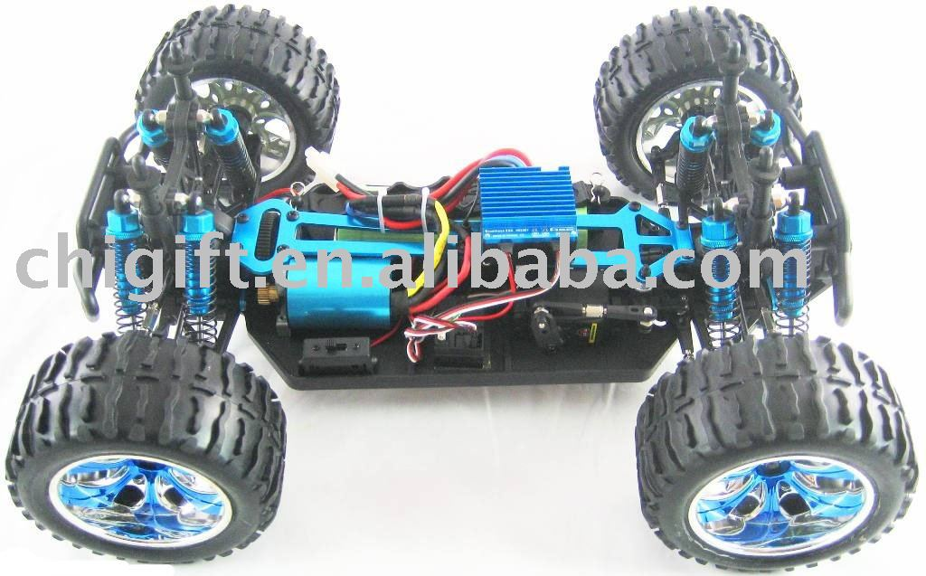HSP 1/10 Brontosaurus RC R/C 4WD Monster Truck PRO