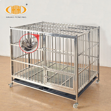 stainless steel 6x10x6 outdoor large dog backyard kennels for sale