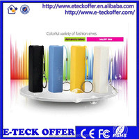 hot sale mobile powerbank 2600mah mobile phone battery charger