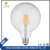 G125 globe filament edison light bulbs 6W E27 retro vintage style soft led filament bulb