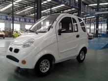 2 person electric mini car for elderly