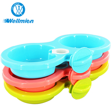 Easy To Clean And Hot Hot Sale Pets To Eat And Drink Hanging Bowl