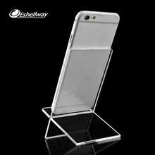 New Design X Shape Display Stands Clear Acrylic Mobile Phone Holder With Competitive Price YXV1413