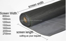 12 feet aluminium mesh dish antenna black green white bule fly screen 24x24 nylon window screen3'x100' fiberglass black roll