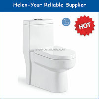 Cheap Big Stock Bathroom Closet WC Portable Toilet Bowl Sanitary Ware Closet China NO.2105