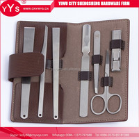 Nail Clipper Sets Men , Sewing Manicure Set , Manicure Set With Exquisite Handle