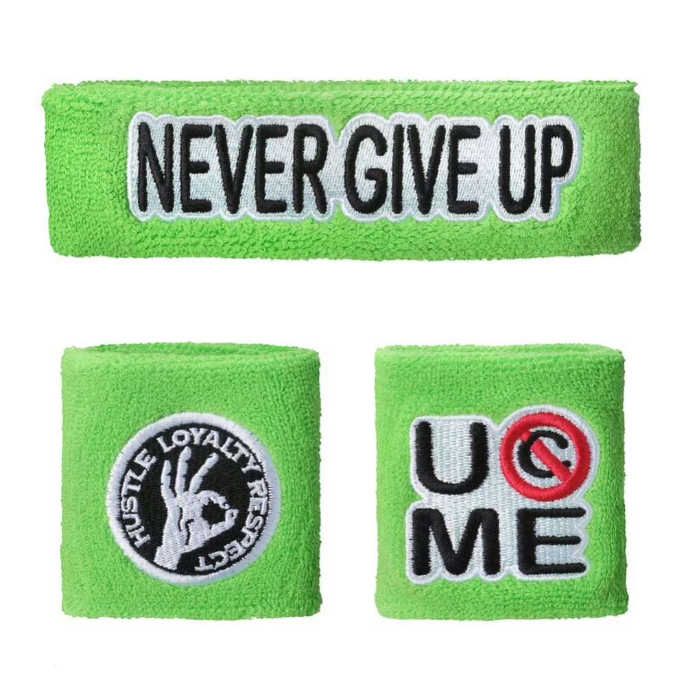 Custom summer sport design your own sweatband with embroidery logo