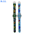 Original factory safety waterproof kids watch with silicone strap