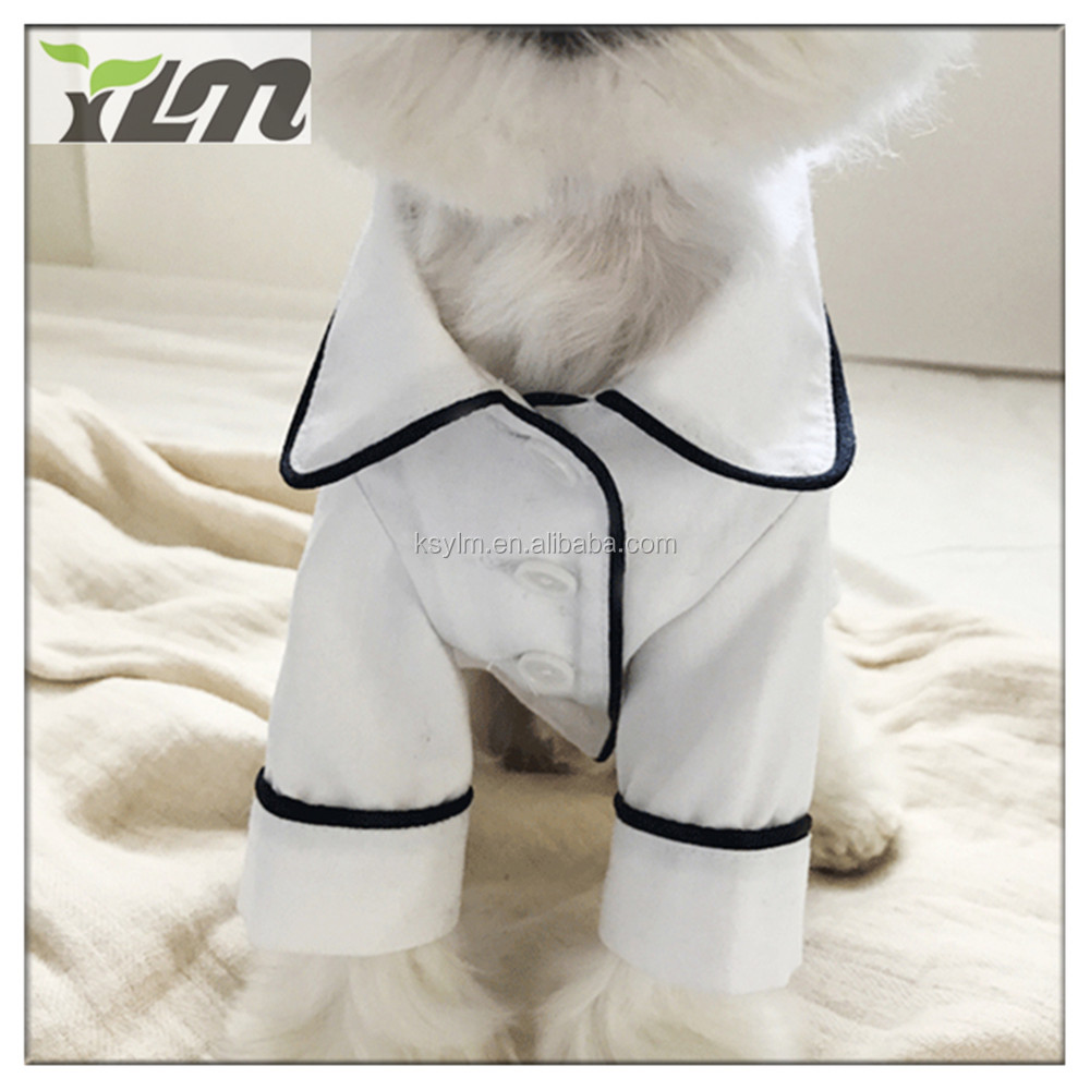Wholesale Shirts Cheap Fashion Pet Accessories Dog Clothes Fresh Style