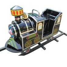 Fwulong Professional technical CRH Dudu Cartoon Tourist Miniature Track Train for sale