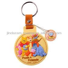 Cheap Custom Soft PVC Key Chain
