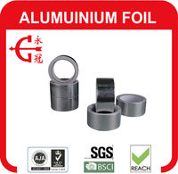 good market and low price of heat resistant aluminum foil tape