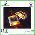 523g super strength aluminum water wear resistance cats eye /8mm Epistar solar led road reflector
