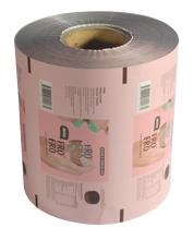 pof shrink film in rolls , center folded pof shrink film in rolls china factory